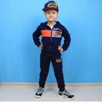 Спортивный костюм Speed Car для мальчика двухнитка Fashion Wear