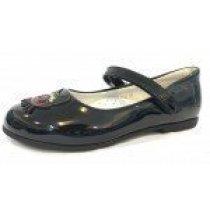 Черные туфли на девочку  тм Том.м пр-ль Китай