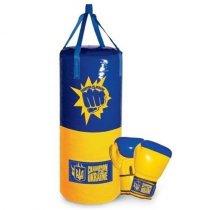 Боксерский набор Украина 36*13 см для детей
