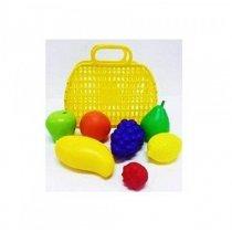 Сумочка с фруктами игровой набор 7 предметов