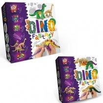 Dino Fantasy креативное творчество тесто для лепки укр.
