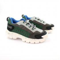 Кроссовки для мальчика Серые/зеленые тм Bi&Ki