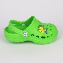 Кроксы зеленые Vitaliya для детей