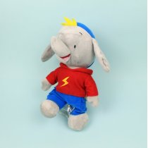 Игрушка мягкая Слоненок мальчик тм Копиця 25 см