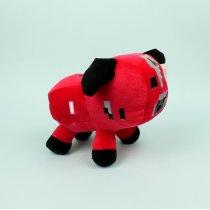Игрушка мягкая игрушка Майнкрафт Грибная корова тм Копиця 18 см
