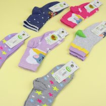 Детские носки демисезон для девочки тм Эко размер 14