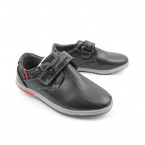 Туфли детские на мальчика Черные Tom.m