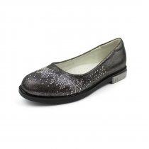 Туфли серебрянные для девочки  тм Том.м