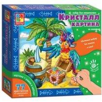 Кристалл картина (Пираты) тм Влади Тойс обучающая игра