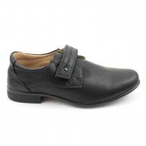 Туфли черные на мальчика Классика Tom.m