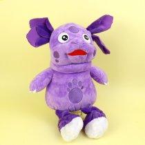 Лунтик Мягкая музыкальная игрушка для детей