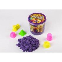 Кинетический песок KidSand в банке 1000 г тм Danko Toys KMKS-01-01