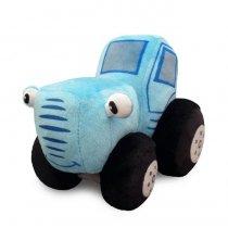 Синий трактор Мягкая игрушка тм Копица