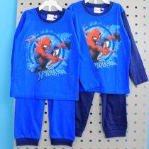Детская пижама Человек Паук для мальчика кулир тм MARVEL