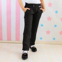 Школьные брюки для девочек Глория