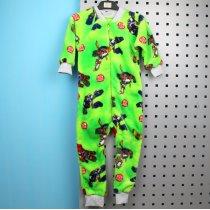 Спальник пижама вельсофт для мальчика Трансформеры